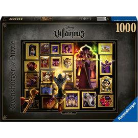 PZ1000 Jafar, Villainous