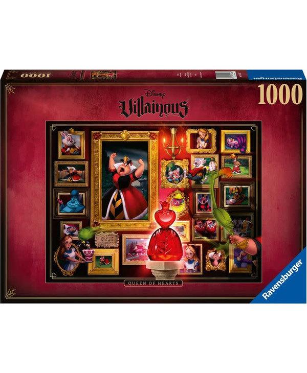 PZ1000 Queen of Hearts, Villainous