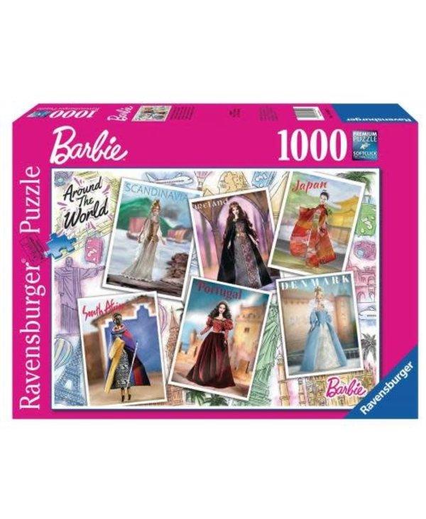 PZ1000 Barbie Around the world