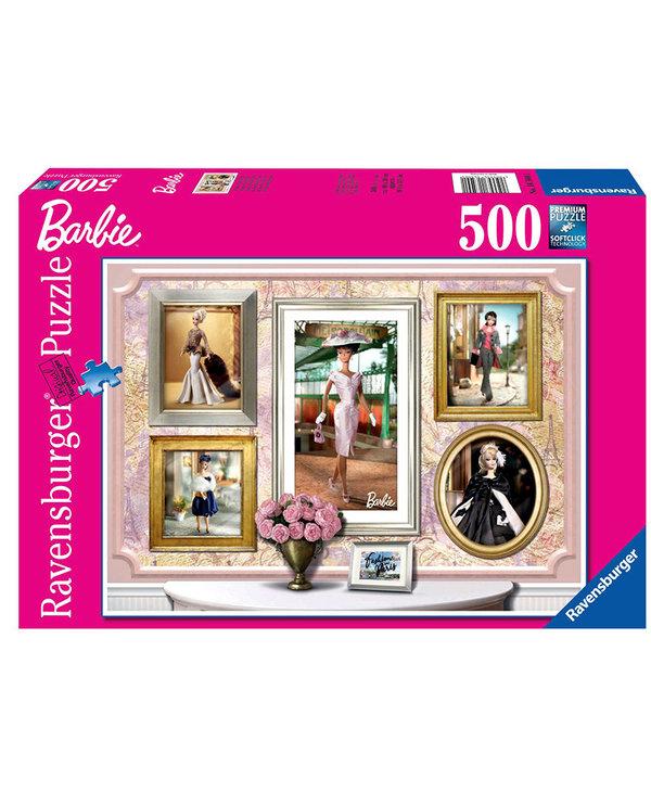 PZ500 Barbie Fashion Paris