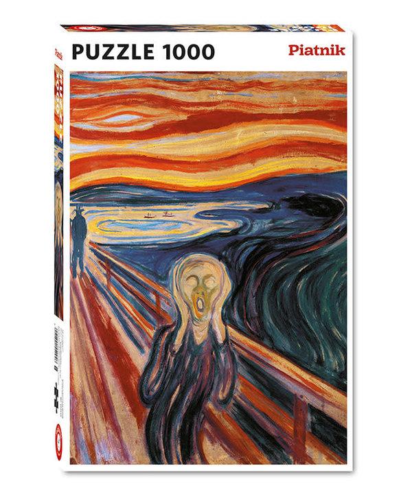 PZ1000 Le Cri, Munch