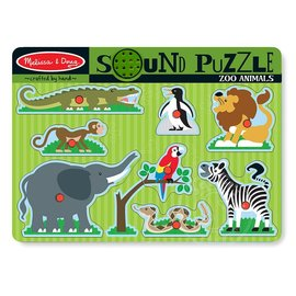 PZ Sonore Animaux Zoo