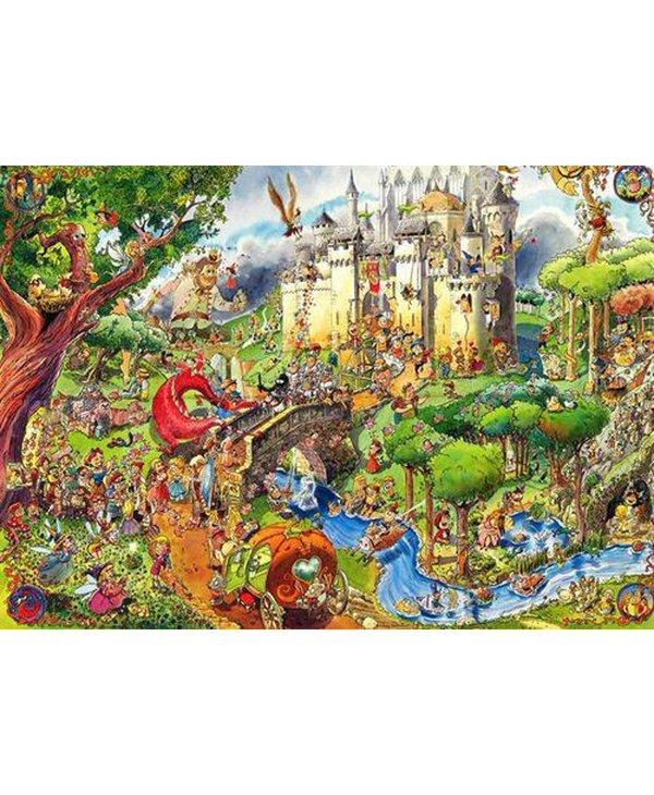 PZ1500 Fairy tales