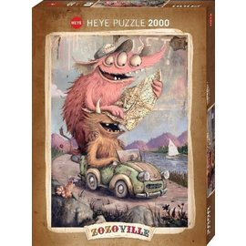 Heye PZ2000 Road Trippin' , Zozoville