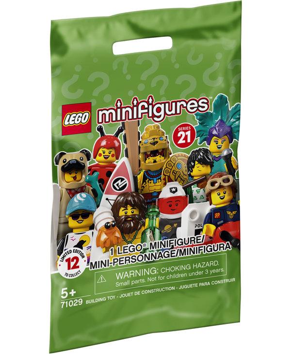 Lego Minifigures S21