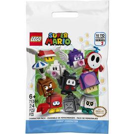Lego Lego Super Mario 71386 Characters