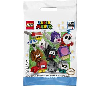 Lego Super Mario 71386 Characters