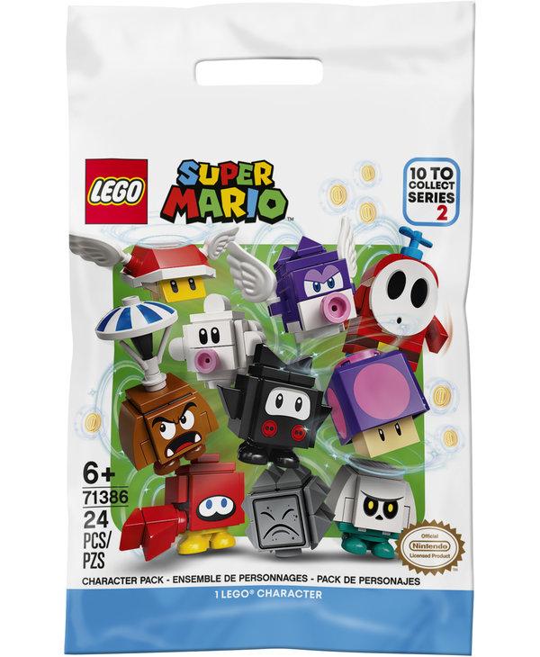 Lego Super Mario 71386 Personnages
