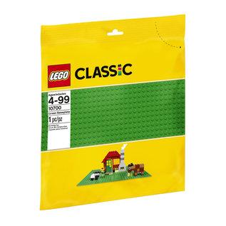 Lego LEGO Classic 10700 Plaque de base verte