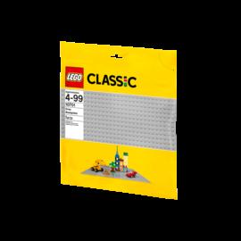 Lego LEGO Classic 10701 Grey Baseplate