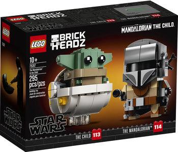 Lego BrickHeadz 75317 The Mandalorian & The Child