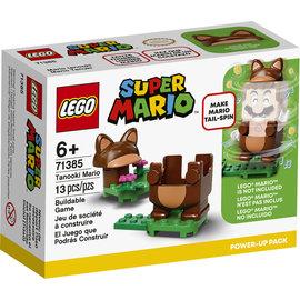 Lego Lego Super Mario 71385 Pack de Puissance Mario Tanuki