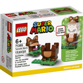 Lego Lego Super Mario 71385 Tanooki Mario Power-Up Pack
