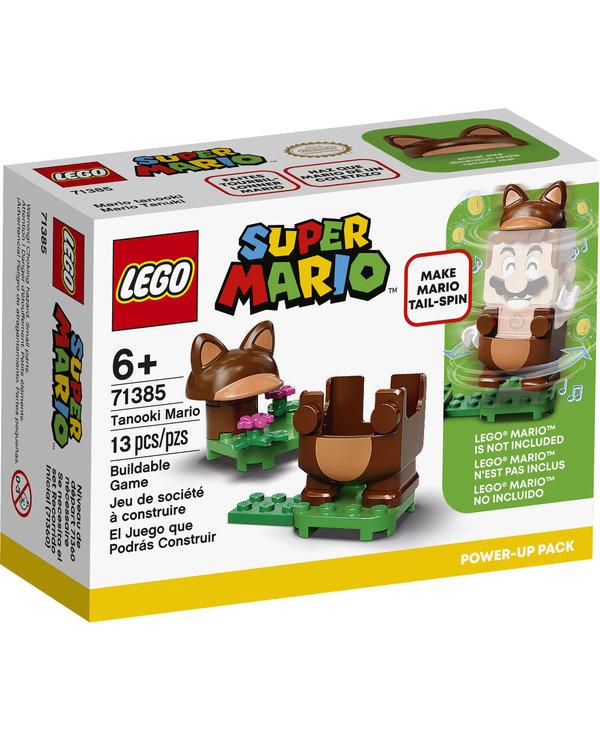 Lego Super Mario 71385 Pack de Puissance Mario Tanuki