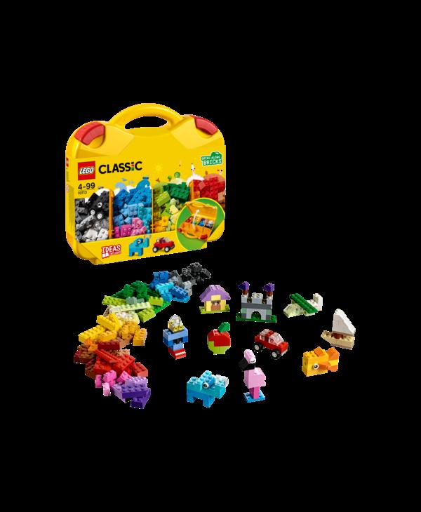 Lego Classic 10713 La valisette de construction