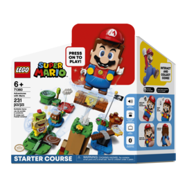 Lego Lego Super Mario 71360 Adventures with Mario Starter Course