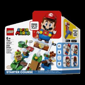 Lego Lego Super Mario 71360 Pack de Démarrage Les Aventures de Mario
