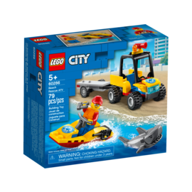 Lego Lego City 60286 Beach Rescue ATV