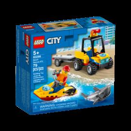 Lego Lego City 60286 Le Tout-Terrain de secours de la plage