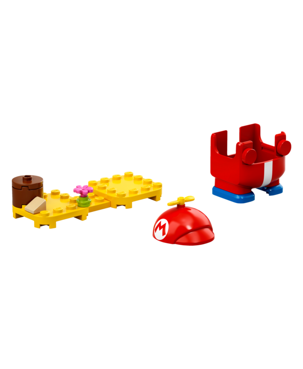 Lego Super Mario 71371 Pack de Puissance Mario hélice
