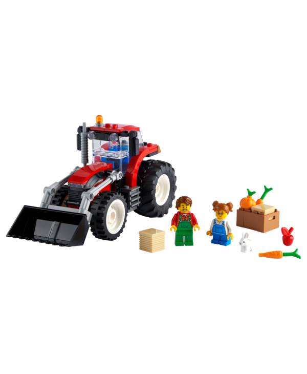 Lego City 60287 Tracteur
