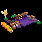 Lego Lego Super Mario 71383 Wiggler's Poison Swamp Expansion Set