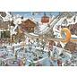 Jumbo PZ1000 Jeux d'hiver