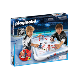 Playmobil PM5068 NHL PATINOIRE DE HOCKEY