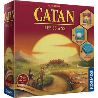 Catan - Les 25 ans Jubilee