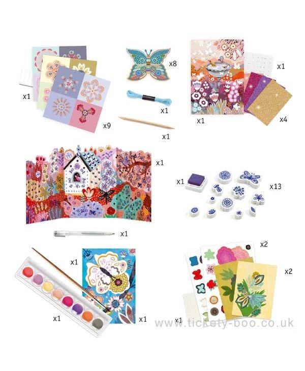 Activités créatives - Flower Box