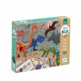 DJECO Multi-Activity Kit - Dino box