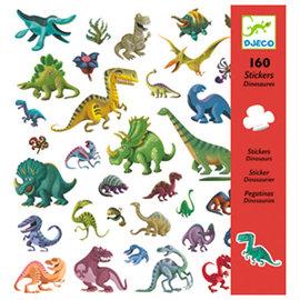 DJECO Autocollants - Dinosaures
