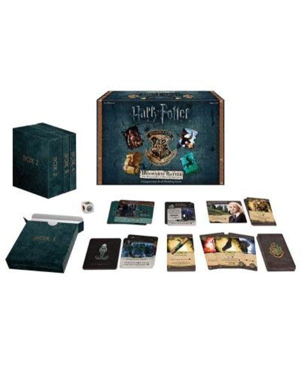 Harry Potter - Hogwarts Battle: The Monster Box of Monsters (FR)