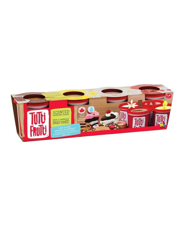 4-pack Cake Scents