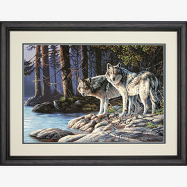 Paintworks Gray Wolves