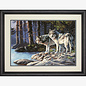Paintworks Loups Gris