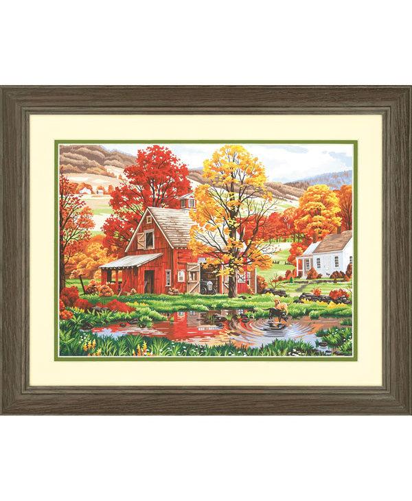 Friends of autumn