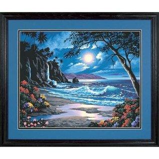 Paintworks Paradis sous la lune