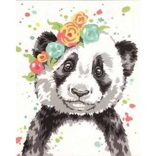 Paintworks Panda
