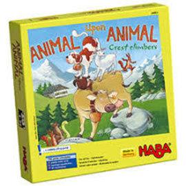 Animal upon animal (FR)