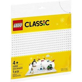 Lego Lego Classic 11010 Plaque Blanche