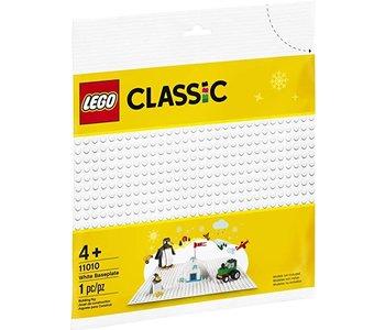 Lego Classic 11010 Plaque Blanche