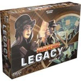 Pandemic - Legacy