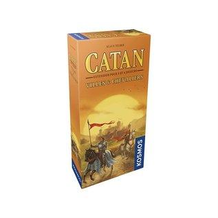 Catan - Ville et Chevaliers 5-6jrs