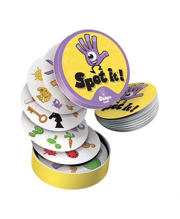 Spot-it classique (ML)