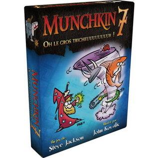 MUNCHKIN 7 OH LE GROS TRICHEUUUUUUUUR !