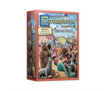 Carcassonne ext. 10 - Tous en piste! (FR)