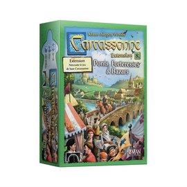 Carcassonne ext 8 - Ponts, forteresses & bazars