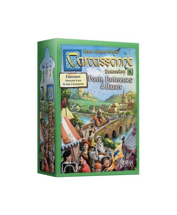 Carcassonne ext 8 - Ponts, forteresses & bazars (FR)