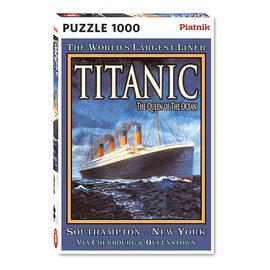 Piatnik PZ1000 Titanic